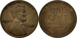 Us Coins - United States, Lincoln Cent, Cent, 1957, U.S. Mint, Philadelphia,
