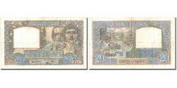 World Coins - France, 20 Francs, 20 F 1939-1942 ''Science et Travail'', 1941, 1941-02-20