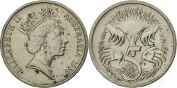 World Coins - Coin, Australia, Elizabeth II, 5 Cents, 1989, , Copper-nickel, KM:80