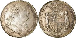 World Coins - France, Token, Royal, Louis XVI, États de Bretagne, Rennes, 1786, Duvivier