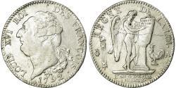 World Coins - Coin, France, Louis XVI, Écu de 6 livres françois, ECU, 6 Livres, 1792, Paris