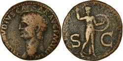 Ancient Coins - Coin, Claudius, As, 41-50, Rome, , Bronze, RIC:100