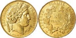 Ancient Coins - Coin, France, Cérès, 20 Francs, 1850, Paris, , Gold, KM:762