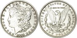 Us Coins - Coin, United States, Morgan Dollar, Dollar, 1898, U.S. Mint, Philadelphia