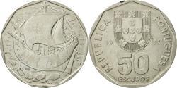 World Coins - Coin, Portugal, 50 Escudos, 1987, , Copper-nickel, KM:636