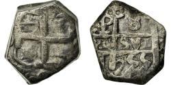 World Coins - Coin, Bolivia, Philip V, 8 Reales, 1755, Potosi, , Silver, KM:31a