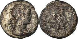 Ancient Coins - Coin, Egypt, Ptolemaic Kingdom, Ptolemy V, Tetradrachm, 204-180 BC, Alexandria