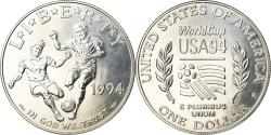 Us Coins - Coin, United States, Dollar, 1994, U.S. Mint, Denver, , Silver, KM:247