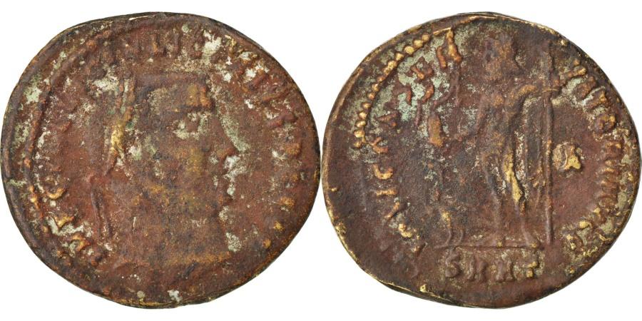 Ancient Coins - Licinius I, Nummus, , Copper, Cohen #66, 3.80