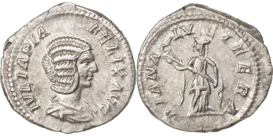 Ancient Coins - Julia Domna, Denarius, , Silver, Cohen #32, 3.40
