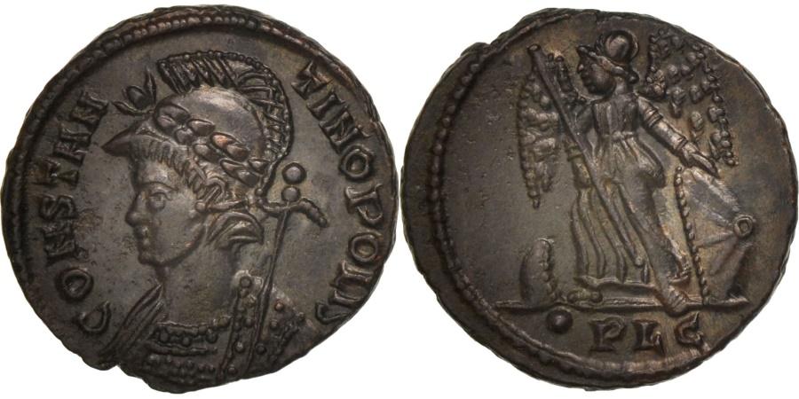 Ancient Coins - City Commemoratives, Follis, Lyons, , Bronze, RIC:246