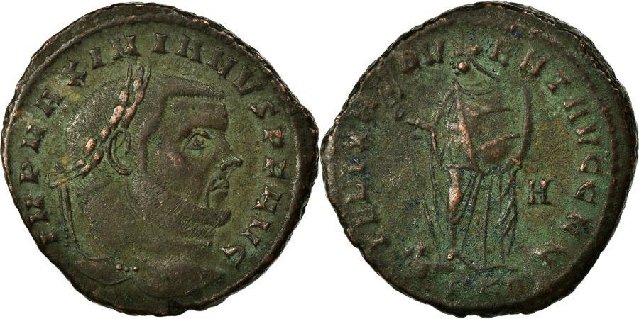Ancient Coins - Coin, Maximianus, Follis, AD 298, Carthage, , Bronze, RIC:25b