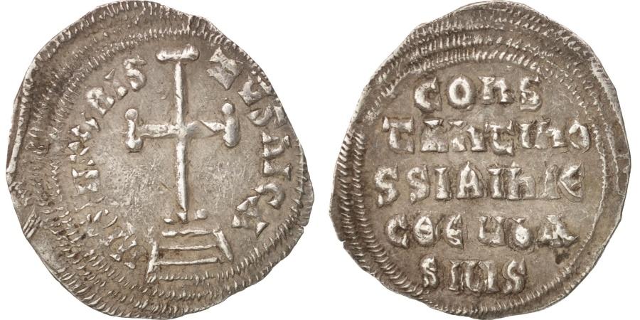 Ancient Coins - Miliaresion, 780-797, , Silver, Sear:1595