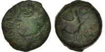 Remi, Area of Reims, Bronze ATISIOS REMOS, VF(20-25), Delestrée:595