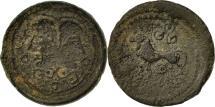 Ancient Coins - Coin, Suessiones, Bronze à la tête janiforme, VF(20-25), Bronze, Delestrée:563