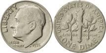 Us Coins - United States, Roosevelt Dime, Dime, 1976, U.S. Mint, Philadelphia, AU(55-58)
