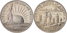 Us Coins - United States, Half Dollar, 1986, U.S. Mint, San Francisco, MS(65-70)