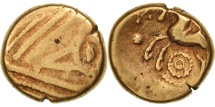 Ancient Coins - Remi, Stater VOCARANT, VF(20-25), Gold, Delestrée:591