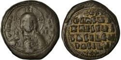 Ancient Coins - Coin, Anonymous, Follis, 976-1025, Constantinople, , Copper, Sear:1813