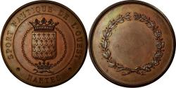 World Coins - France, Medal, Sport Nautique de L'Ouest, Nantes, Bretagne, , Copper