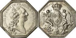 World Coins - France, Token, Louis XVI, Trésorerie Générale de la Maison, Gatteaux
