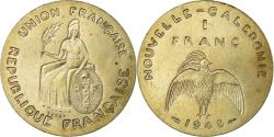 World Coins - Coin, New Caledonia, Franc, 1948, Paris, ESSAI, , Nickel-Bronze, KM:E3