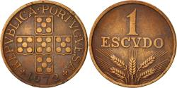 World Coins - Portugal, Escudo, 1972, , Bronze, KM:597