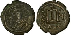 Ancient Coins - Coin, Tiberius II Constantine, Follis, 581-582, Constantinople,