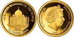 World Coins - Coin, Solomon Islands, Elizabeth II, 10 Dollars, 2009, B.H. Mayer,