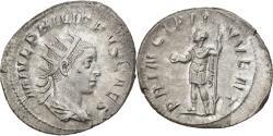 Ancient Coins - Coin, Philip II, Antoninianus, 246, Roma, , Billon, RIC:219d