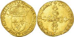 World Coins - Coin, France, Louis XIII, Écu d'or, Ecu d'or, 1615, Paris, , Gold