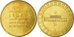 World Coins - France, Token, Touristic token, Aulnay-sous-Bois - SEDAO, 2009, MDP,