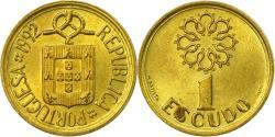 World Coins - Coin, Portugal, Escudo, 1992, , Nickel-brass, KM:631
