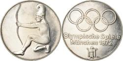 World Coins - Germany, Medal, Jeux Olympiques de Munich, Sports & leisure, 1972,