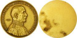 World Coins - France, Medal, Philippe Pétain, Epreuve Uniface d'Avers, Paris, 1943