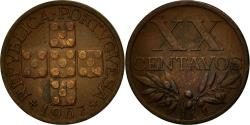 World Coins - Coin, Portugal, 20 Centavos, 1967, , Bronze, KM:584