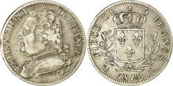 World Coins - Coin, France, Louis XVIII, Louis XVIII, 5 Francs, 1815, Bordeaux,