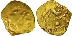 Ambiani, Area of Amiens, Stater, , Gold, Delestrée:158