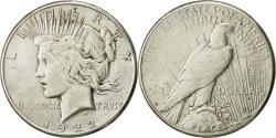 Us Coins - Coin, United States, Peace Dollar, Dollar, 1922, U.S. Mint, San Francisco