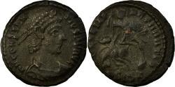 Ancient Coins - Coin, Constantius II, Nummus, Siscia, VF(30-35), Copper, Cohen:45