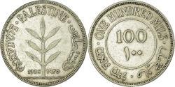 World Coins - Coin, Palestine, 100 Mils, 1935, , Silver, KM:7