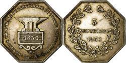World Coins - France, Token, Louis Philippe I, Chambre Syndicale de Serrurerie, Paris