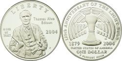 Us Coins - Coin, United States, Dollar, 2004, U.S. Mint, Philadelphia, Proof,