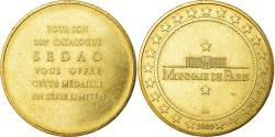 World Coins - France, Token, Touristic token, Aulnay-sous-Bois - SEDAO, Arts & Culture, 2009