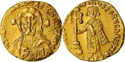 Ancient Coins - Coin, Justinian II, Solidus, 692-695, Constantinople, , Gold, Sear:1248
