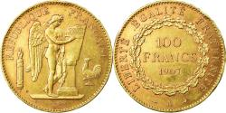 Ancient Coins - Coin, France, Génie, 100 Francs, 1907, Paris, , Gold, KM:858