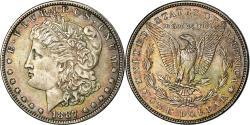 Us Coins - Coin, United States, Morgan Dollar, Dollar, 1887, U.S. Mint, Philadelphia