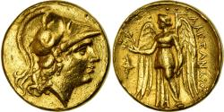 Coin, Kingdom of Macedonia, Alexander III, Stater, , Gold, Price:4021
