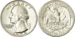 Us Coins - Coin, United States, Washington Quarter, Quarter, 1972, U.S. Mint, Philadelphia