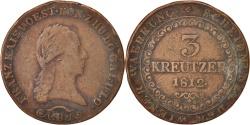 World Coins - Austria, Franz II (I), 3 Kreuzer, 1812, , Copper, KM:2116